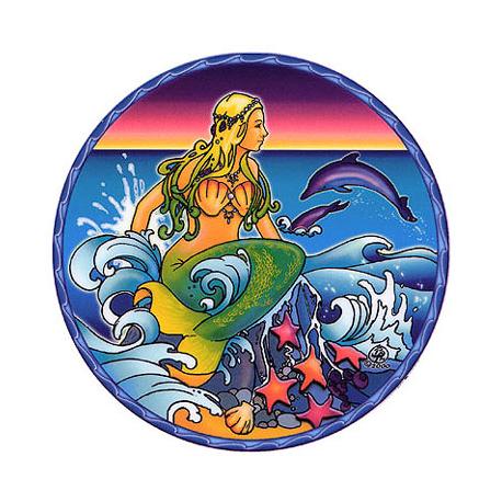Mermaid  Kisses Oil