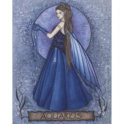 Zodiacal - Aquarius Oil