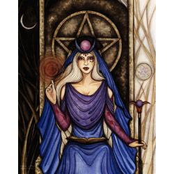 High Priestess Oil
