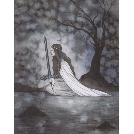 Lady of the Lake Oil
