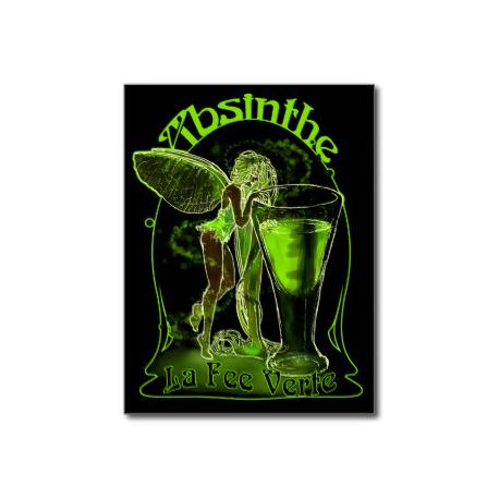Absinthe Oil (do not ingest)