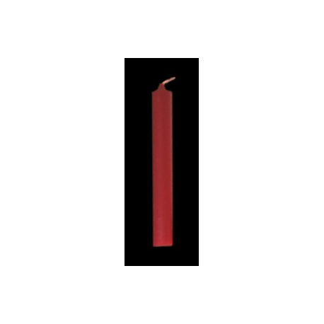 Red Chime Candle