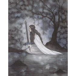 Lady Of The Lake Stick Incense