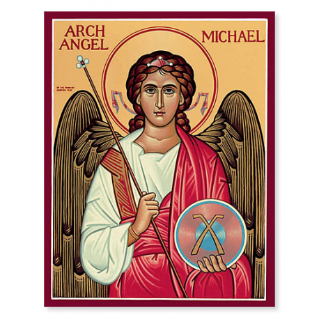 Saint Michael Stick  Incense