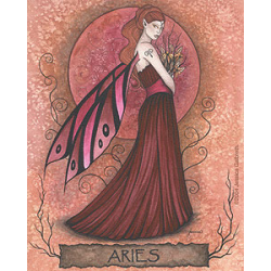 Aries Stick  Incense