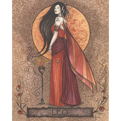 Zodiacal - Leo Stick Incense