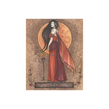 Zodiacal - Leo Stick  Incense