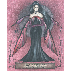 Zodiacal - Scorpio Stick  Incense