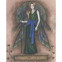 Zodiacal - Virgo Stick Incense