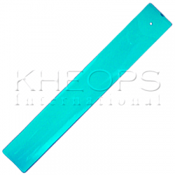 Art Glass Incense Holder - Aqua