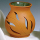 Terra Cotta Leaf Oil Difffuser