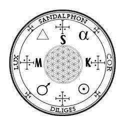 Archangel Sandalphon Oil