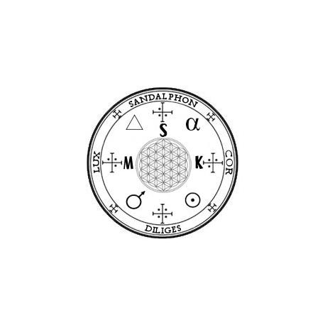 Archangel Sandalphon Oil - Bayou Witch Incense LLC