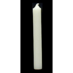 White Chime Candle
