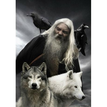 Odin-Wodin Stick Incense