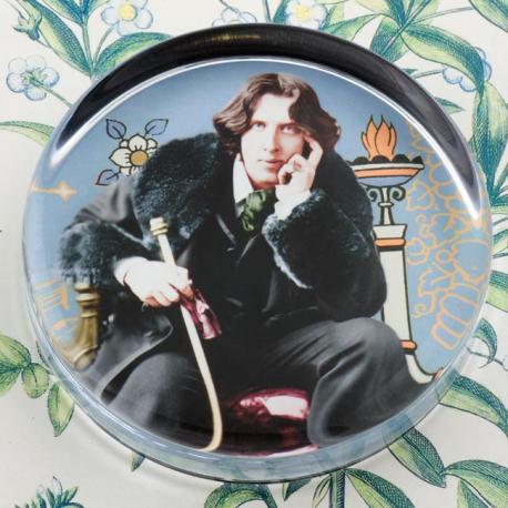 Oscar Wilde Oil