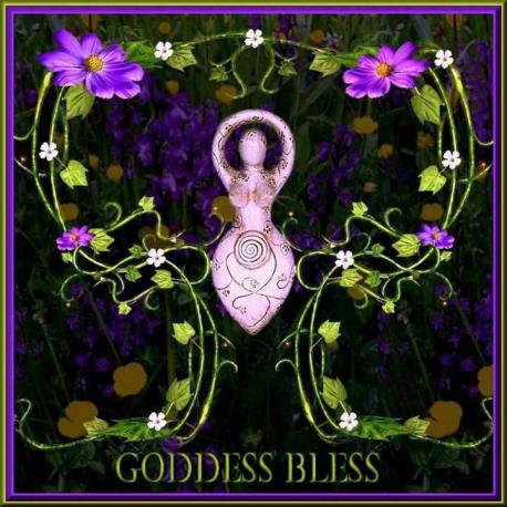Goddess Bless Oil