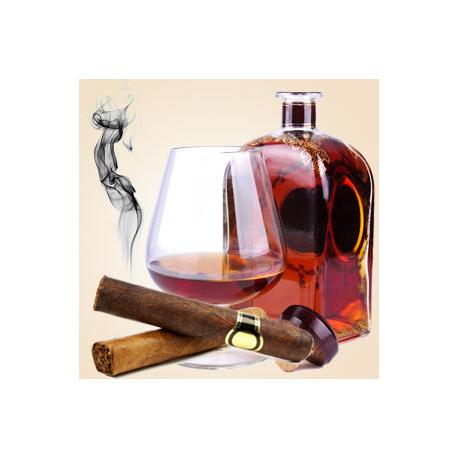 Cognac and Cubans Oil