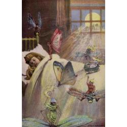 Scandavian Fairy Tales Oil