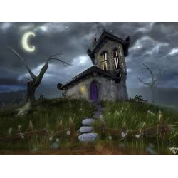 Haunted House Oil