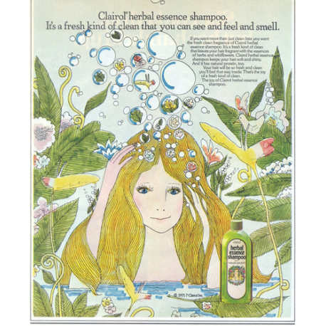Herbal Essence Oil (Original 70's Scent) Oil