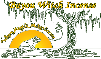 Bayou Witch Incense